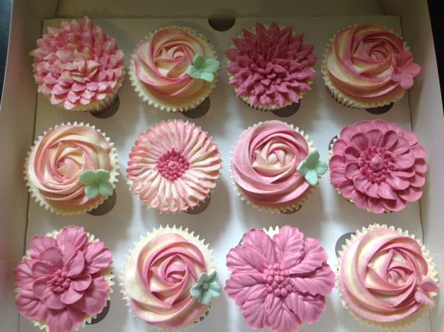 Gallery Of Our Cupcakes And Cakes