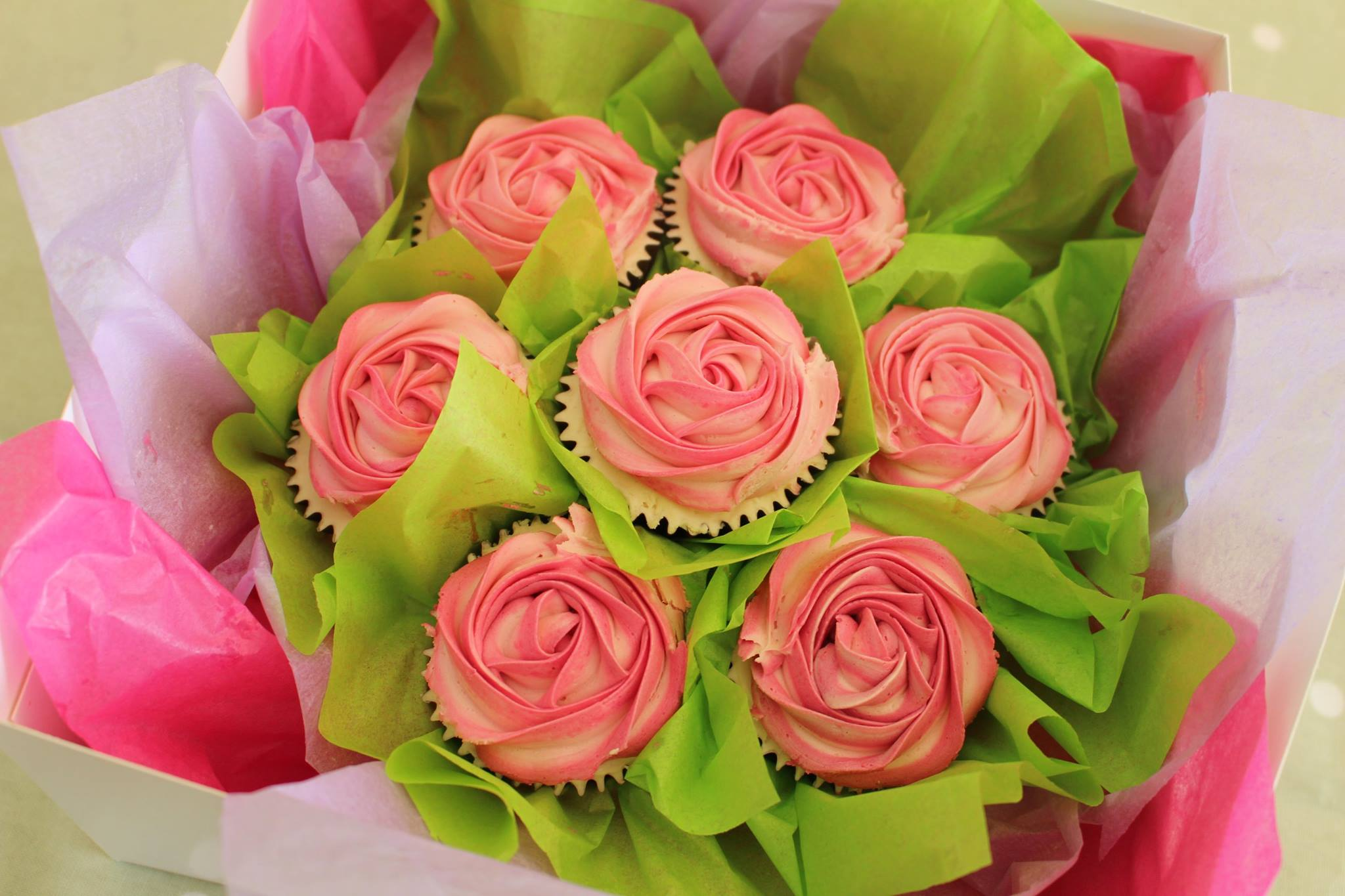 cupcake flower bouquet prices