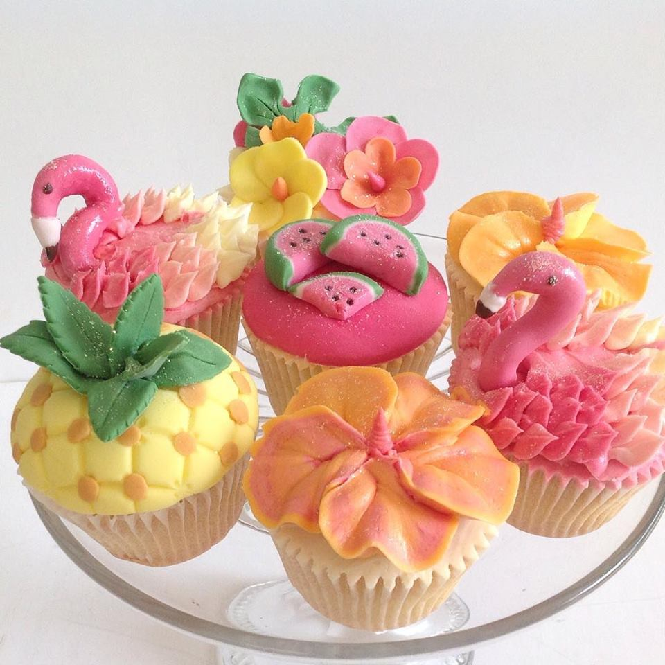 Cupcake Workshops And Classes